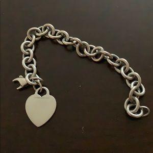 Tiffany's Sterling Silver Bracelet